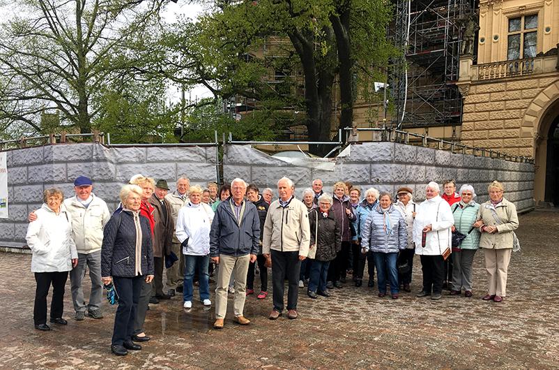 Senioren im Landtag
