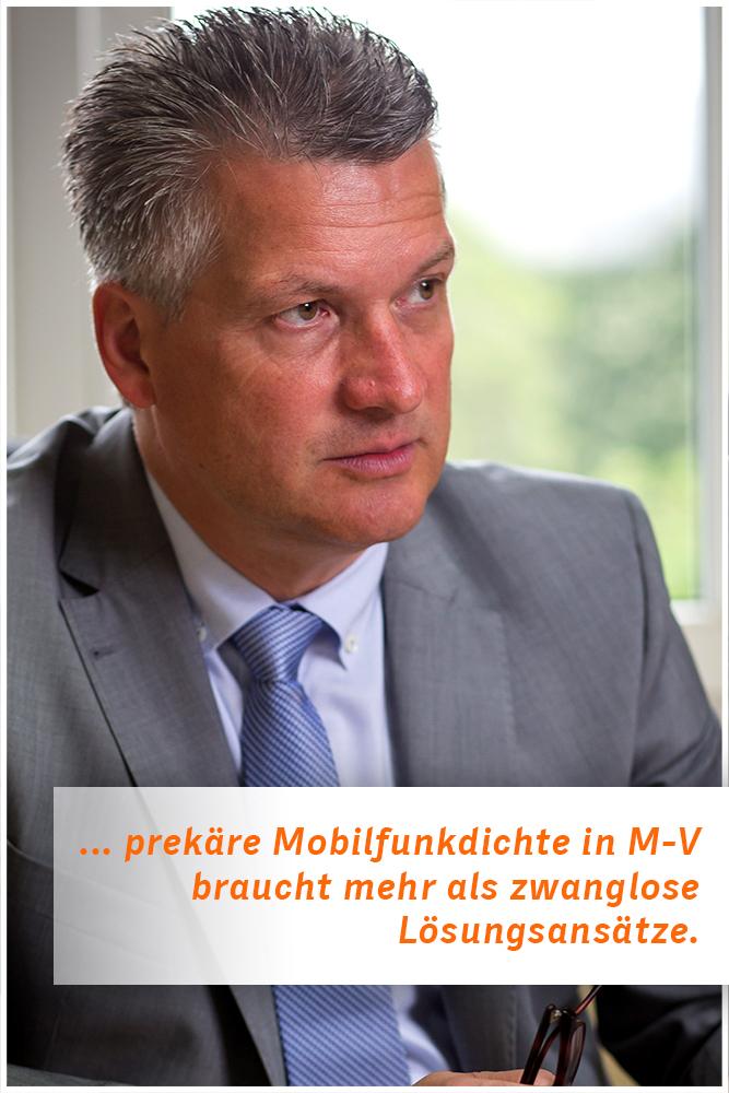 Wolfgang Waldmüller, CDU M-V